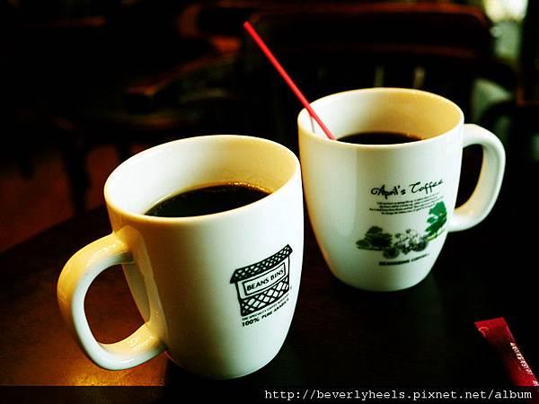 早上的黑咖啡