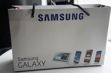 SAMAUNG GALAXY NOTE 10.1 WIFI 平板電腦