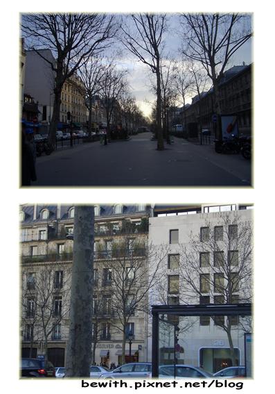 巴黎隨意拍