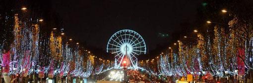 世界各地聖誕彩燈