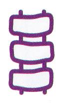 動物疊疊樂骰子符號(3)