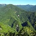 中央山脈主稜