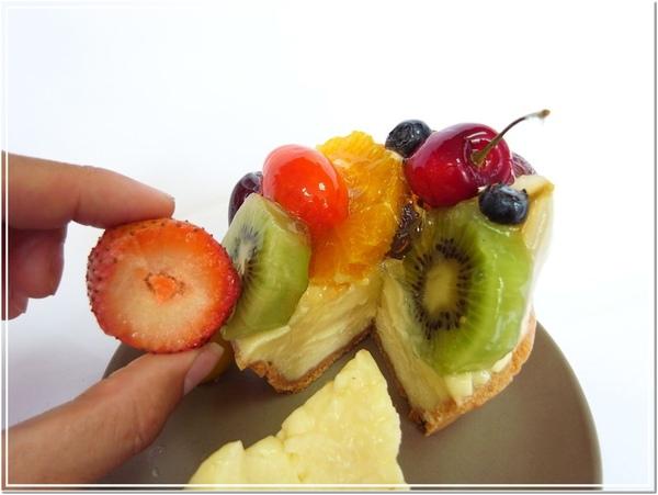 水果乳酪塔