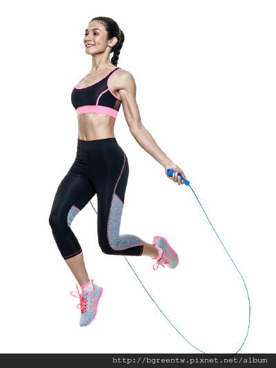 長期堅持跳繩帶來的好處是跑步的1.5倍!