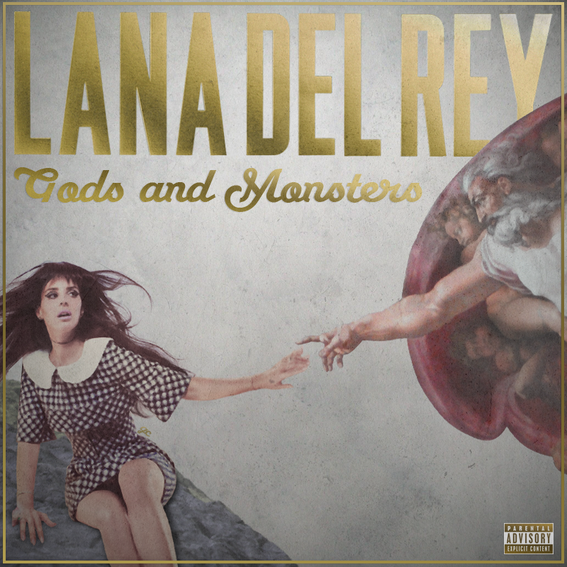lana_del_rey___gods_and_monsters__single_cover__by_giancor123-d5uhv43