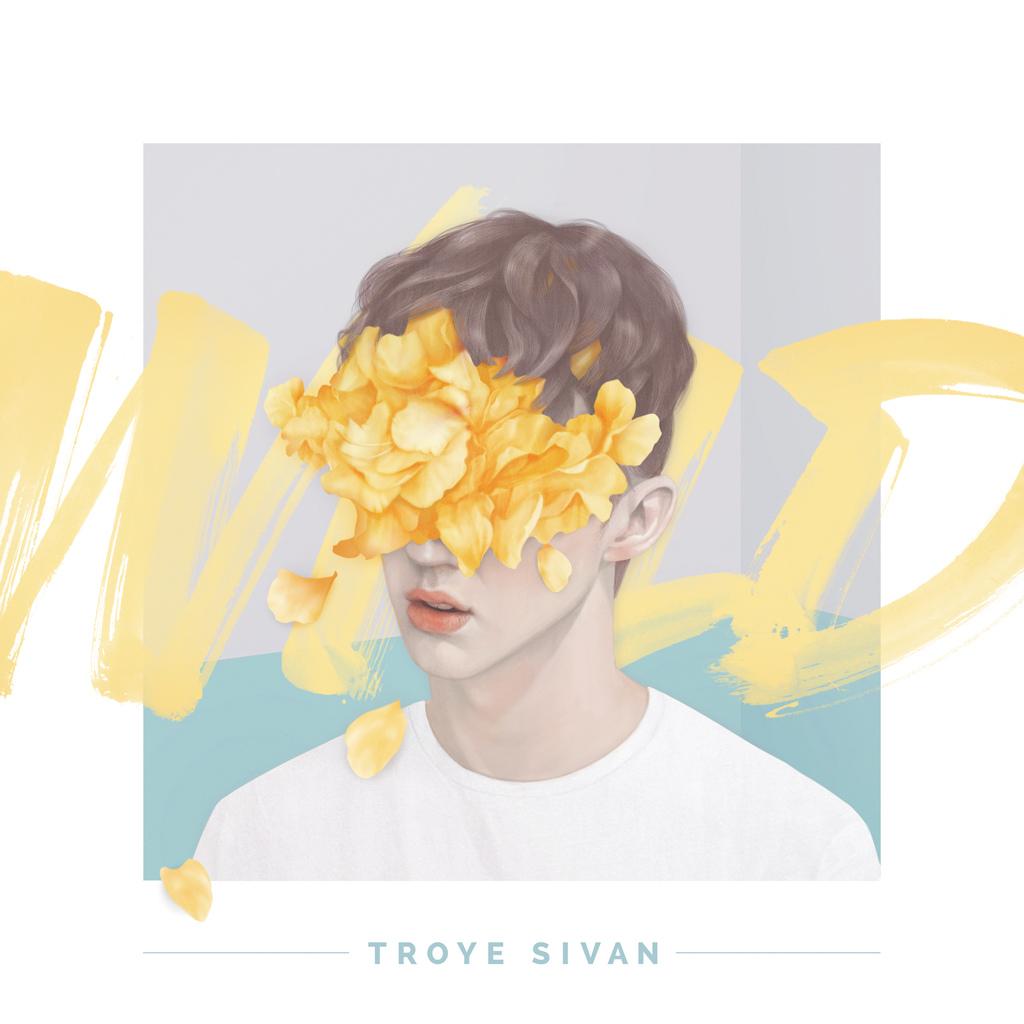 Troye-Sivan-WILD-art
