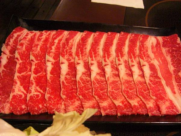 肉片多到我都吃不完