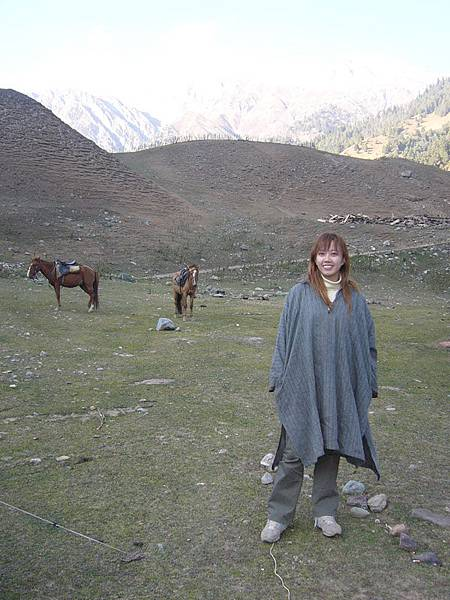 喀什米爾的傳統服飾 Kashmir dress