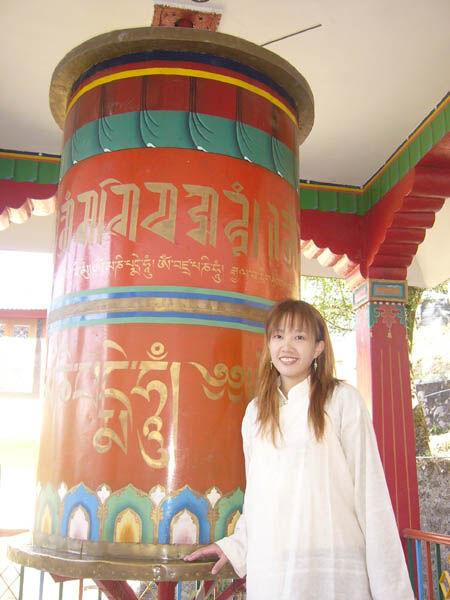 藏廟 Tibetan monastery