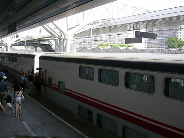 北京-天津特快車