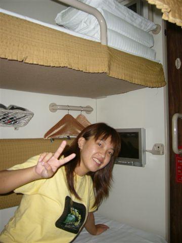 北京-西安特快車