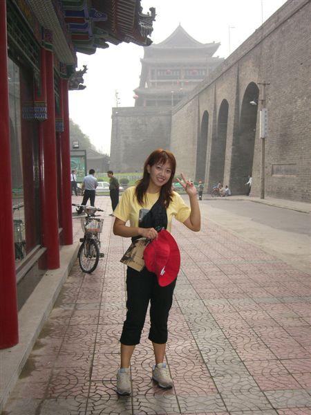 明代古城牆