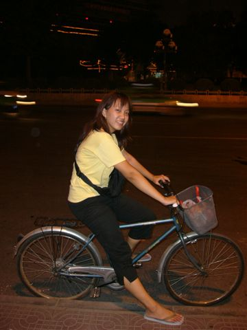 騎腳特車遊西安