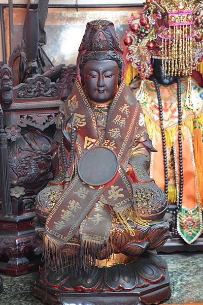 客神觀音佛祖
