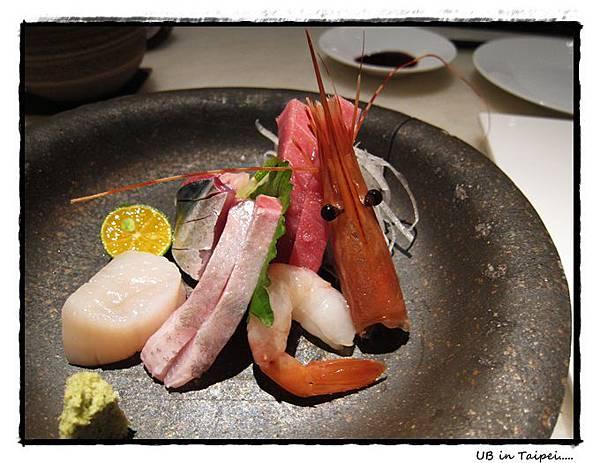 三井美術館-生魚片.JPG