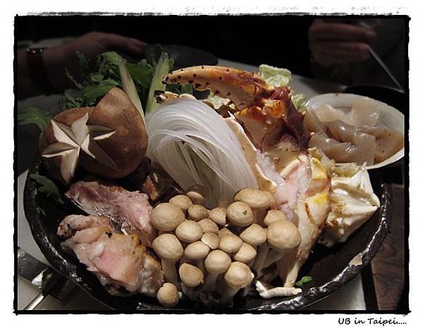 三井美術館-白味噌火鍋.JPG