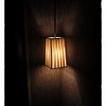 三井美術館-有氣氛的燈飾.JPG