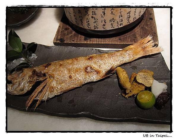 三井美術館-烤紅喉.JPG