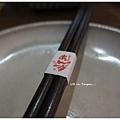 杏子豬排-筷子束腰