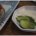 杏子豬排-醃製小菜