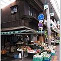 空堀-商店街蔬果店