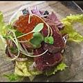 上引水產-烤鰹魚沙拉