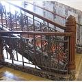 中之島俱樂部-復古欄杆