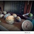 沐心泉-餐廳南瓜