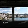 貴志川線-一般線窗外
