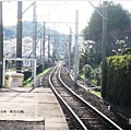 貴志川線-大池遊園月台