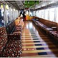 貴志川線-小玉列車第一節車廂尾