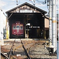貴志川線-伊太祈曾裡的玩具列車