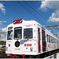 貴志川線-草莓列車