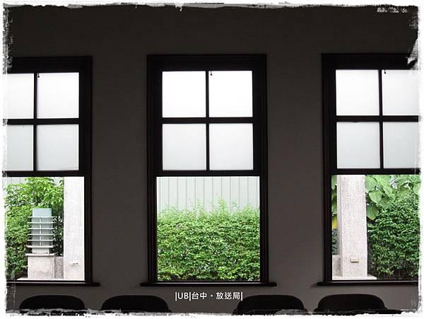 放送局-老窗