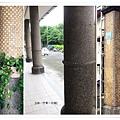 竹東-竹東火車站柱子