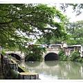 竹東-河道邊橋下