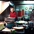 阿江炒鱔魚-料理台