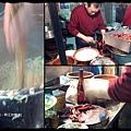 阿江炒鱔魚-處理鱔魚