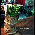 阿江炒鱔魚-筷筒