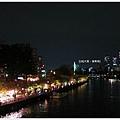 造幣局-河川夜景