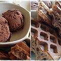 老陳咖啡-巧克力鬆餅