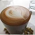 老陳咖啡-拿鐵