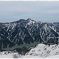 立山黑部-大觀峰展望台景色