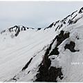 立山黑部-大觀峰雪景