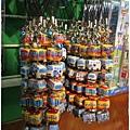 立山黑部-六種交通工具吊飾