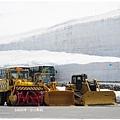 立山黑部-室堂剷雪車