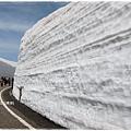 立山黑部-雪壁灣