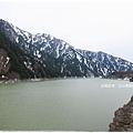 立山黑部-黑部湖