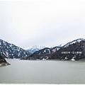 立山黑部-黑部湖面