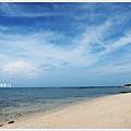 奎壁山-藍天白沙.JPG
